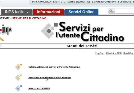 Come controllare lo stato della domanda di disoccupazione for Inps on line accedi ai servizi