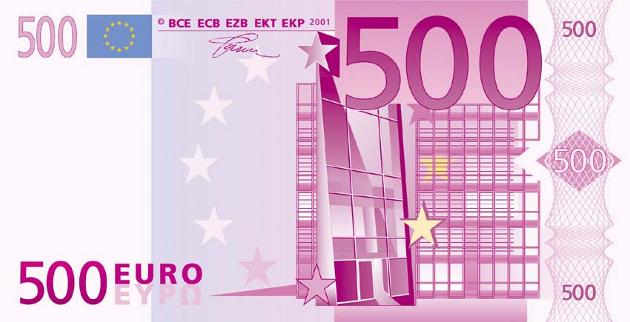euro finti  Come riconoscere una banconota da 500 euro falsa | Soldioggi
