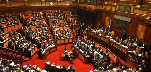 Quando si insedier il nuovo parlamento 2013 soldioggi for Nuovo parlamento italiano