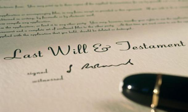 Quota disponibile in assenza di testamento soldioggi for Eredi legittimi e legittimari