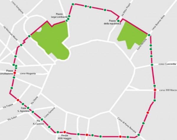 Il Pagamento Online per il Ticket di Accesso all'Area C Milano