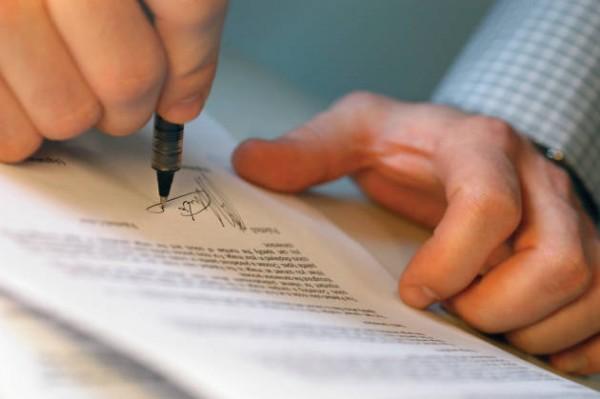 Lettera licenziamento