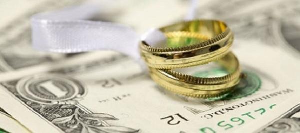 Regalare soldi matrimonio