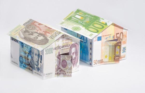 Euro lira casa