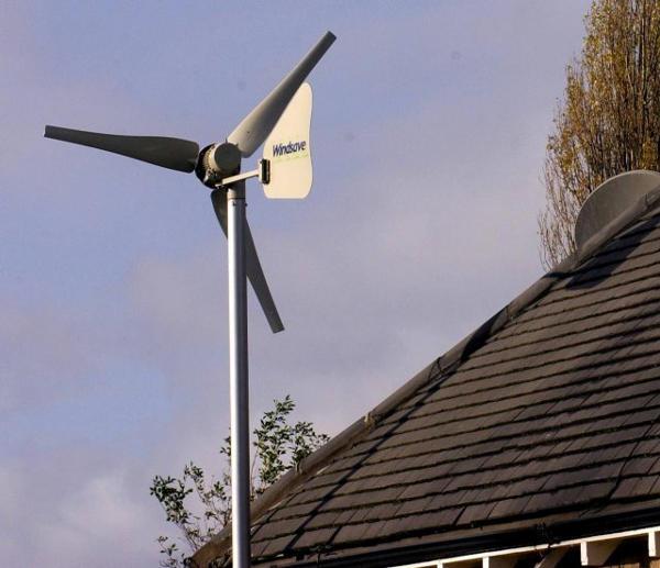 Impianto eolico